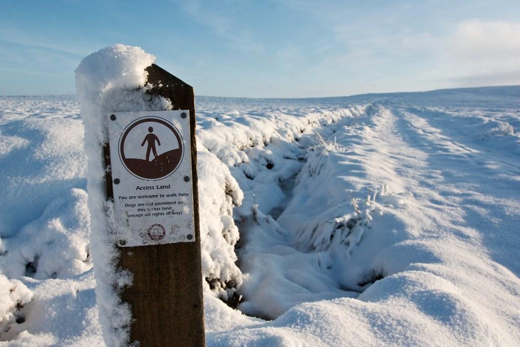 Access Land, Ingleby Moor