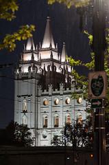 Salt Lake Temple, Church of Jesus Christ of Latter-day Saints, Salt Lake City, UT