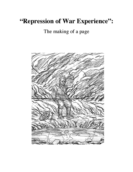 repression process title page web
