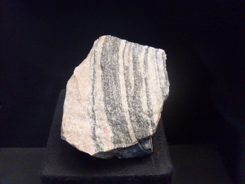 A fragment of the Acasta Gneiss, the oldest known rock outcrop in our planet