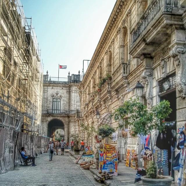 495 años de la Fundación de la Villa de San Cristóbal de La #Habana #Cuba