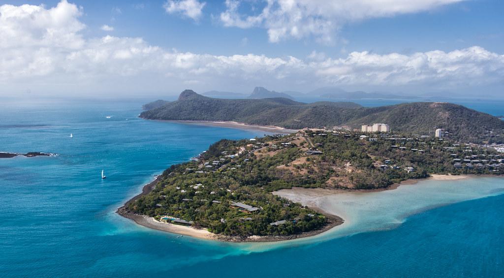 Blue Water Views  Hamilton Island