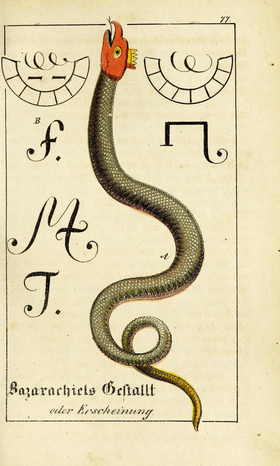 Johann Scheible - Doktor Johannes Faust's Magia naturalis et innaturalis, 1849 (15)