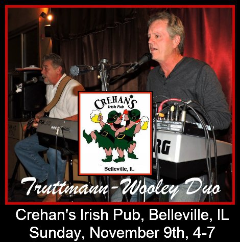 Truttmann-Wooley Duo 11-9-14