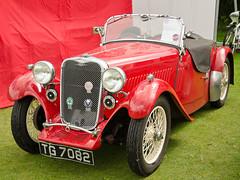 Singer 9 Le Mans (1934)