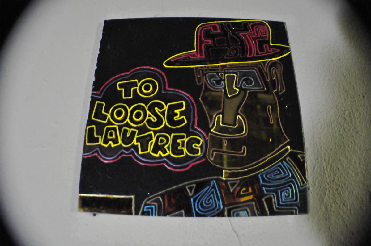 To Loose Lautrec