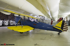 N65727 - 75-4405 - Boeing PT-17 Kaydet Stearman - Tillamook Air Museum - Tillamook, Oregon - 131025 - Steven Gray - IMG_8042