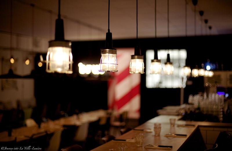 Brut, Restaurant
