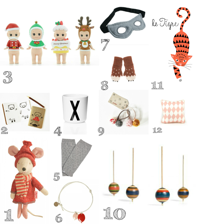 Paul&Paula blog: Gift guide - small gifts xmas 2014