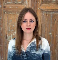 Portrait Stefanie Hessler. Momentum 2015 Curator