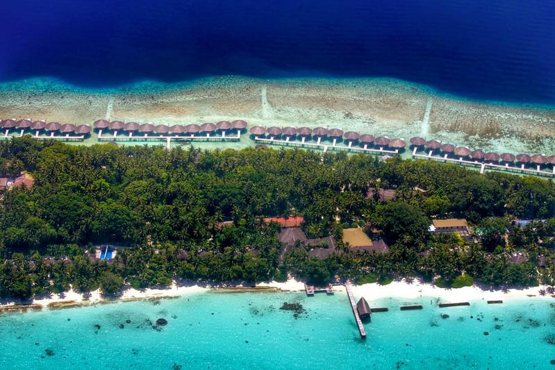 Maldives - Nov 2013 islands around the globe