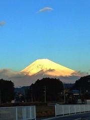 Mt.Fuji 富士山 11/28/2014