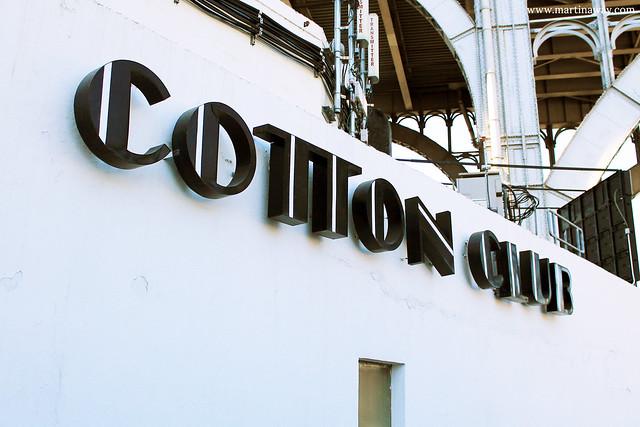 Cotton Club, Harlem.
