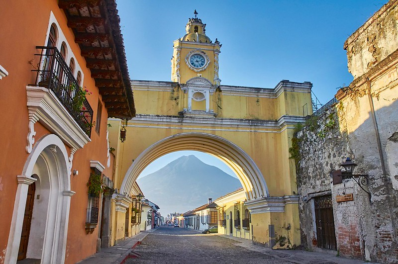 Arco de Santa Catalina - Antigua