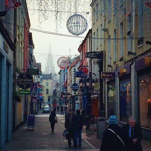It's beginning to look a lot like #Christmas in #CorkCity