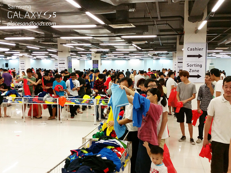 adidas year end warehouse sale viva expo hall 2014 shopping clothes men