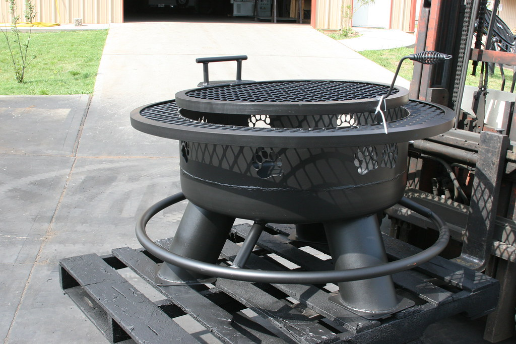 "WITH A 1"" SOLE SAVER, REGULAR GRILL & TANKHEAD"
