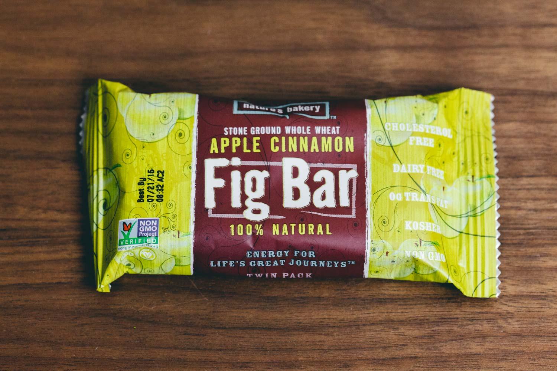 Nature's Bakery Apple Cinnamon Fig Bar
