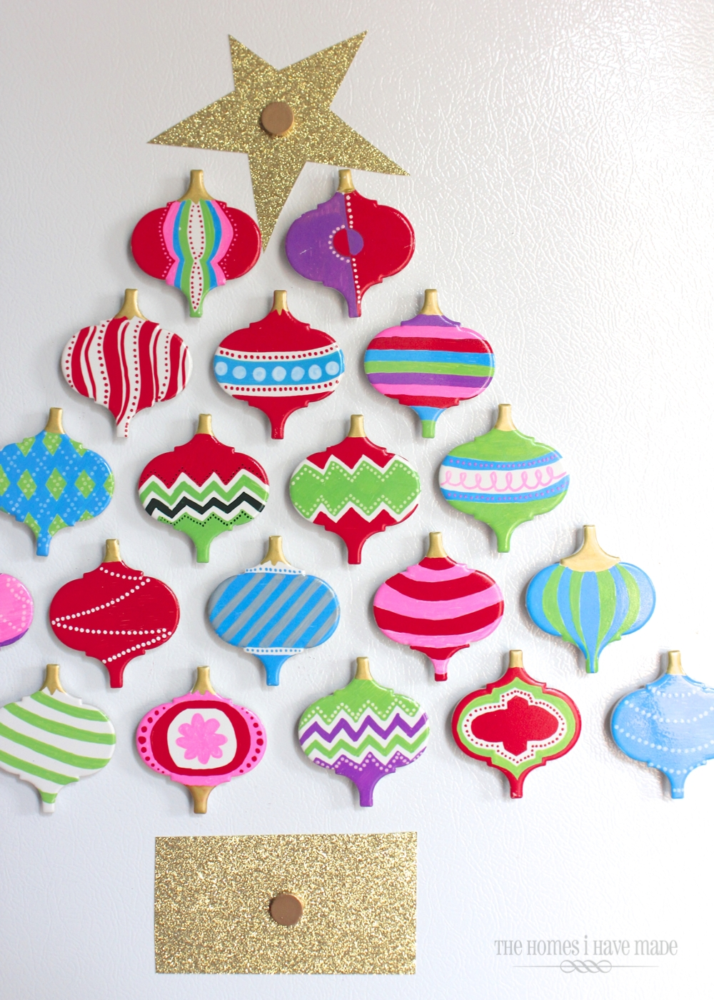 Vintage Ornament Magnets-008