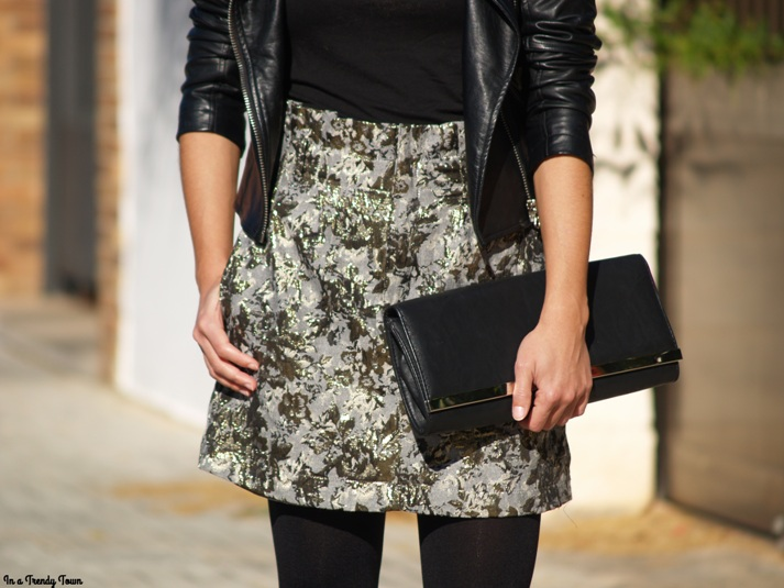 Outfit: Swap skirt