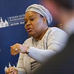 15844223031 2014 World Leaders Forum: Leymah Gbowee