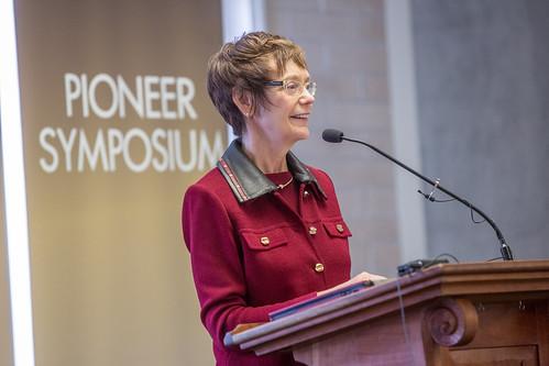 Pioneer Symposium, 10-31-2014