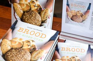 Boekpresentatie Brood uit eigen oven 15/11/2014