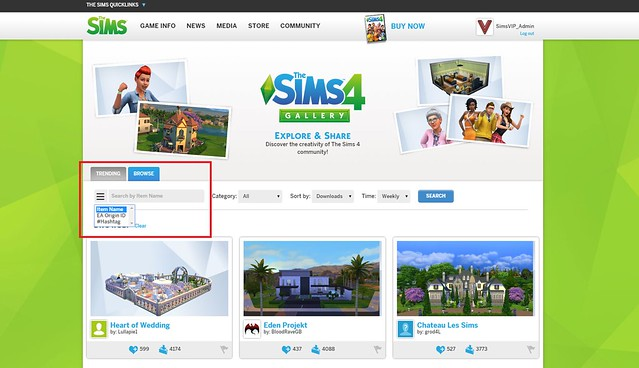 sims 4 tutorial installing content from the online gallery simsvip