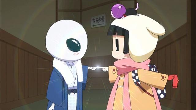 Gugure Kokkuri-san ep 8 - image 14