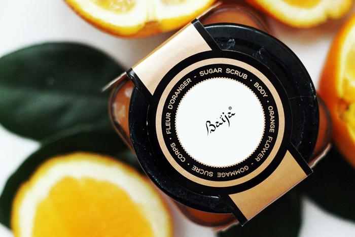 Review Baija Gommage Fleur d'Oranger, Orange Blossom Scrub, Baija Gommage Avis, Body Scrub Review