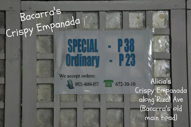 Bacarra Crispy Empanada 5