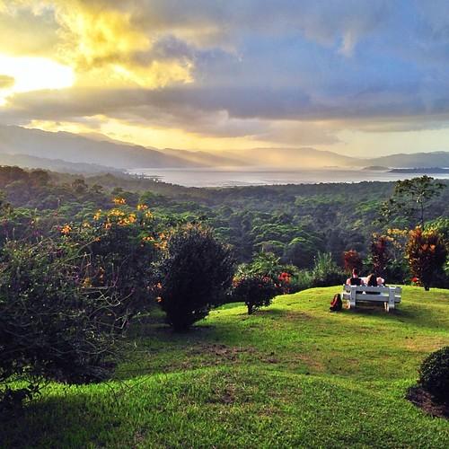 sunset sky nature landscape costarica awsome arenal picoftheday skylovers mytravelgram uploaded:by=flickstagram instagram:photo=63408146789073664215939678