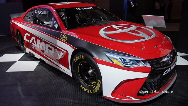 2015 Toyota Camry TRD (Toyota Racing Development)