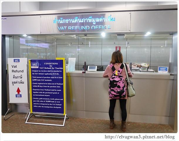 泰國-清邁-Maya百貨-Naraya-曼谷包-退稅單-退稅教學-退稅流程-機場退稅-Vat Refund-Tax Free-Tax Refund-出入境表填寫-落地簽-泰國落地簽-落地簽注意事項-泰國機場-15-418-1