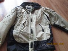Dámská lyžařská bunda Alpine Pro - titulní fotka