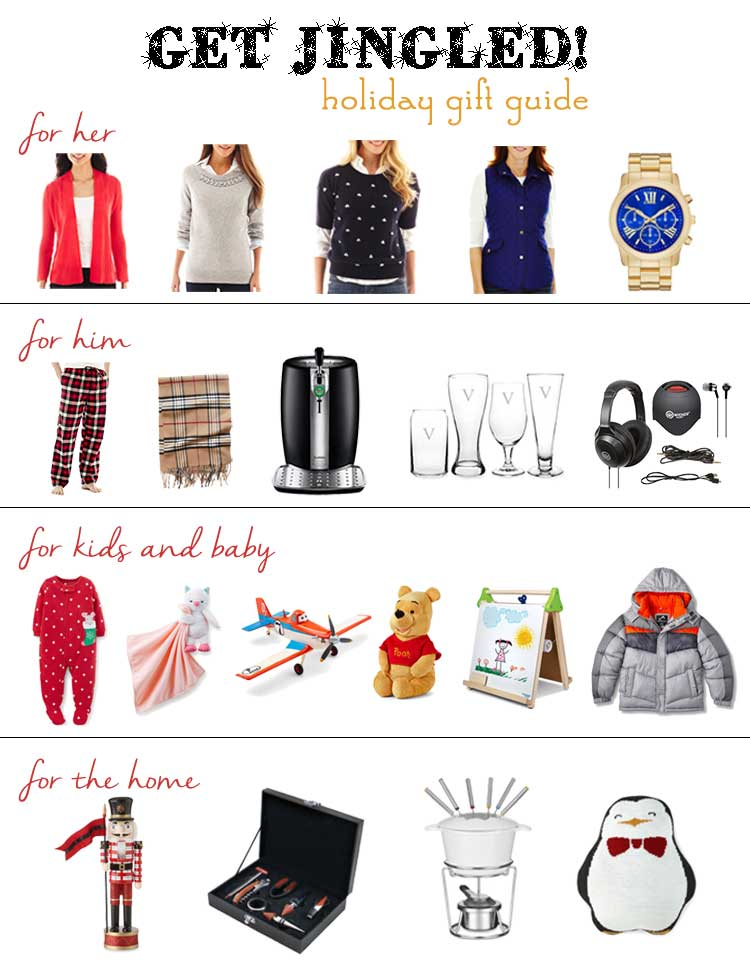 cute & little | jcpenney #justgotjingled holiday gift guide