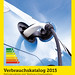 Verbrauchskatalog 2015 / Catalogue de consommation 2015