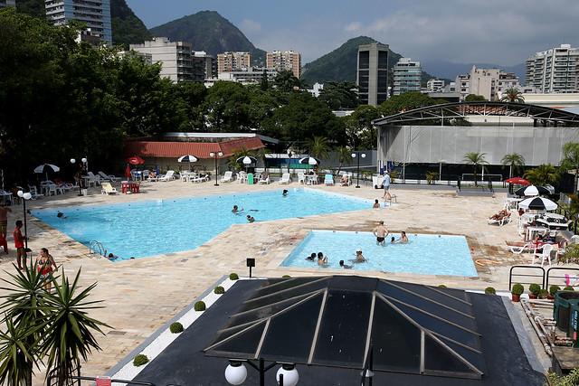 Treino, Botafogo