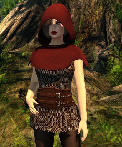 Little Red Robyn Hood III