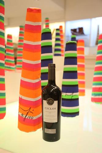 El arte de Marta Minujin viste los vinos de Bodega El Esteco
