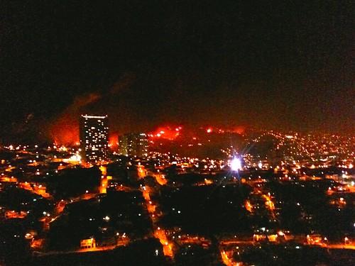 El día más triste de Valparaíso