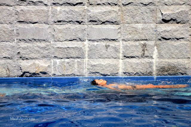 Hotel Luna Vigan Pool