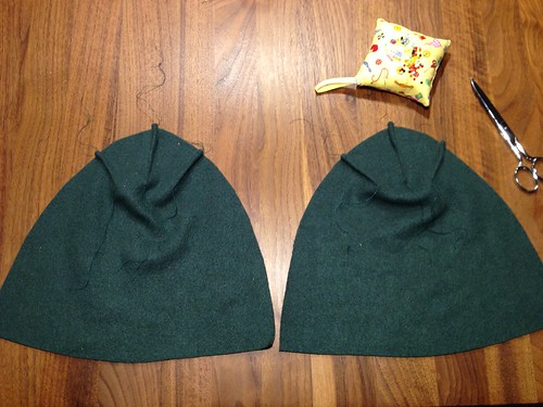 Tutorial: fleece hat