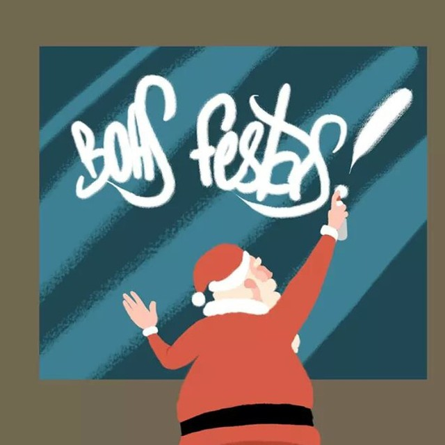Ho ho ho, o bom velhinho chegou! Boas festas galera!  #tags #christmas #natal #papainoepichador #pixomermo #velhosafado #cazesawaya