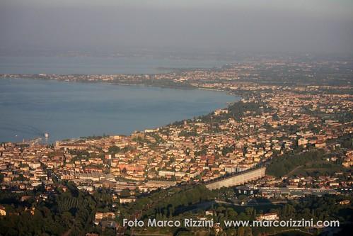Volo sul lago di Garda