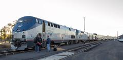 Klamath Falls Amtrak Coast Starlight (0953)
