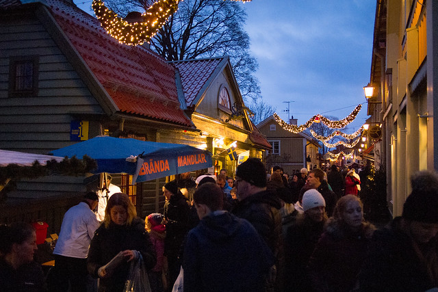 Julmarknad Sigtuna 7
