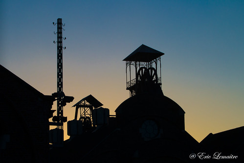 city sunset architecture belgium belgique myfav lovely colliery charleroi