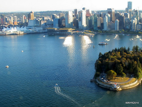 View from a Seaplane IV