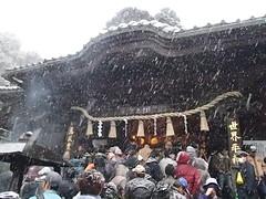 日本神秘的祈祷 - naniyuutorimannen - 您说什么!